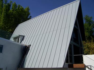 Form Residence Quot A Quot Frame Pacific Metal Roofing Inc