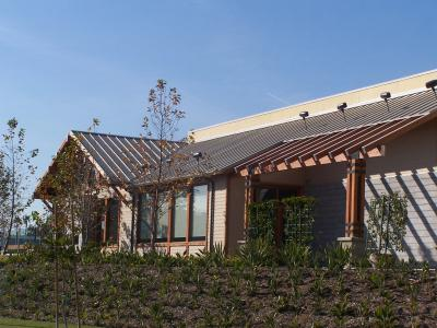 Salt Creek Grill El Segundo Pacific Metal Roofing Inc